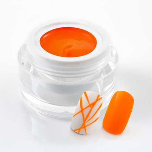 5 ml exclusives Painting-Gel in Pop Art Orange - 107-P04
