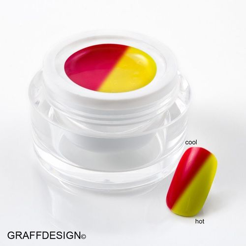 5 ml exclusives UV Thermogel / Colorgel / Farbgel - 107-886