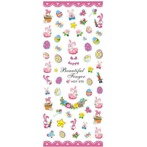 Wraps - Sticker - Tattoos - Ostern - 702-HOT-270