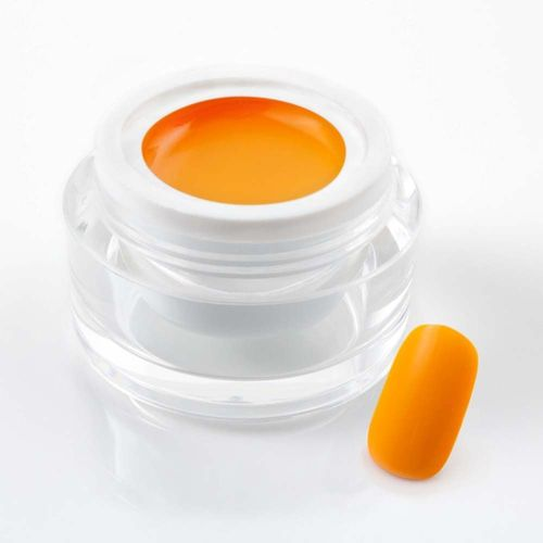 5 ml UV Colorgel / Farbgel / Purgel / Pastellgel - Pastell Orange - 107-2003