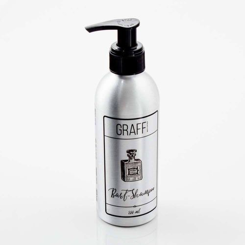 200 ml Graff Bartshampoo for Men - GM-001