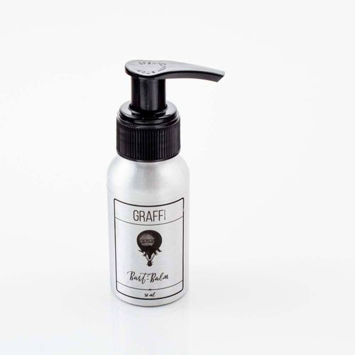 50 ml Graff Aftershave Balm for men - GM-004 + Valentinstagsgeschenk für Sie